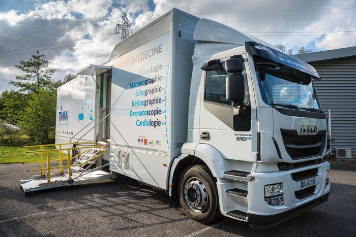 TIMM camion télé-imagerie MAI 2017
